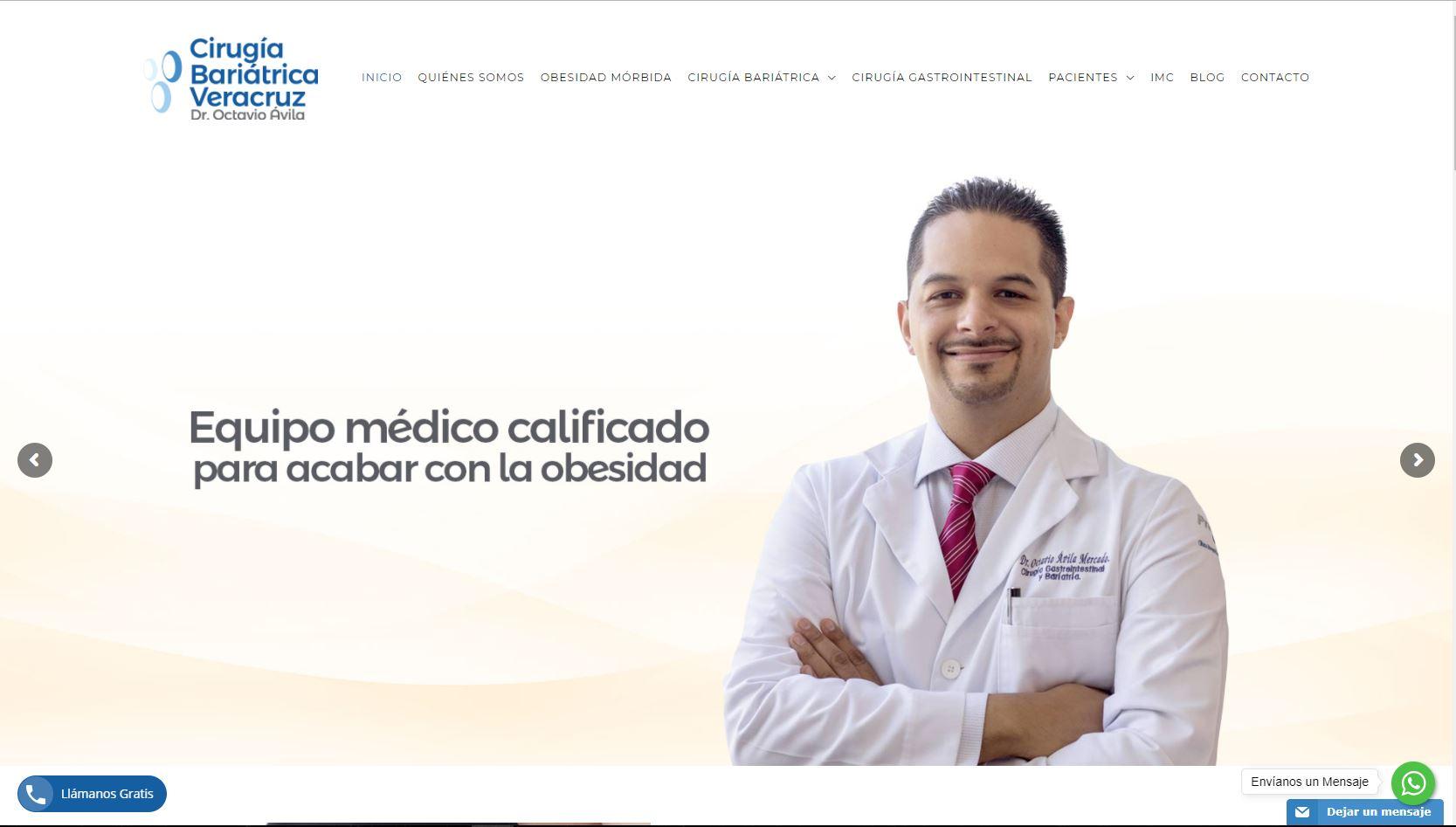 Cirugía Bariátrica Veracruz
