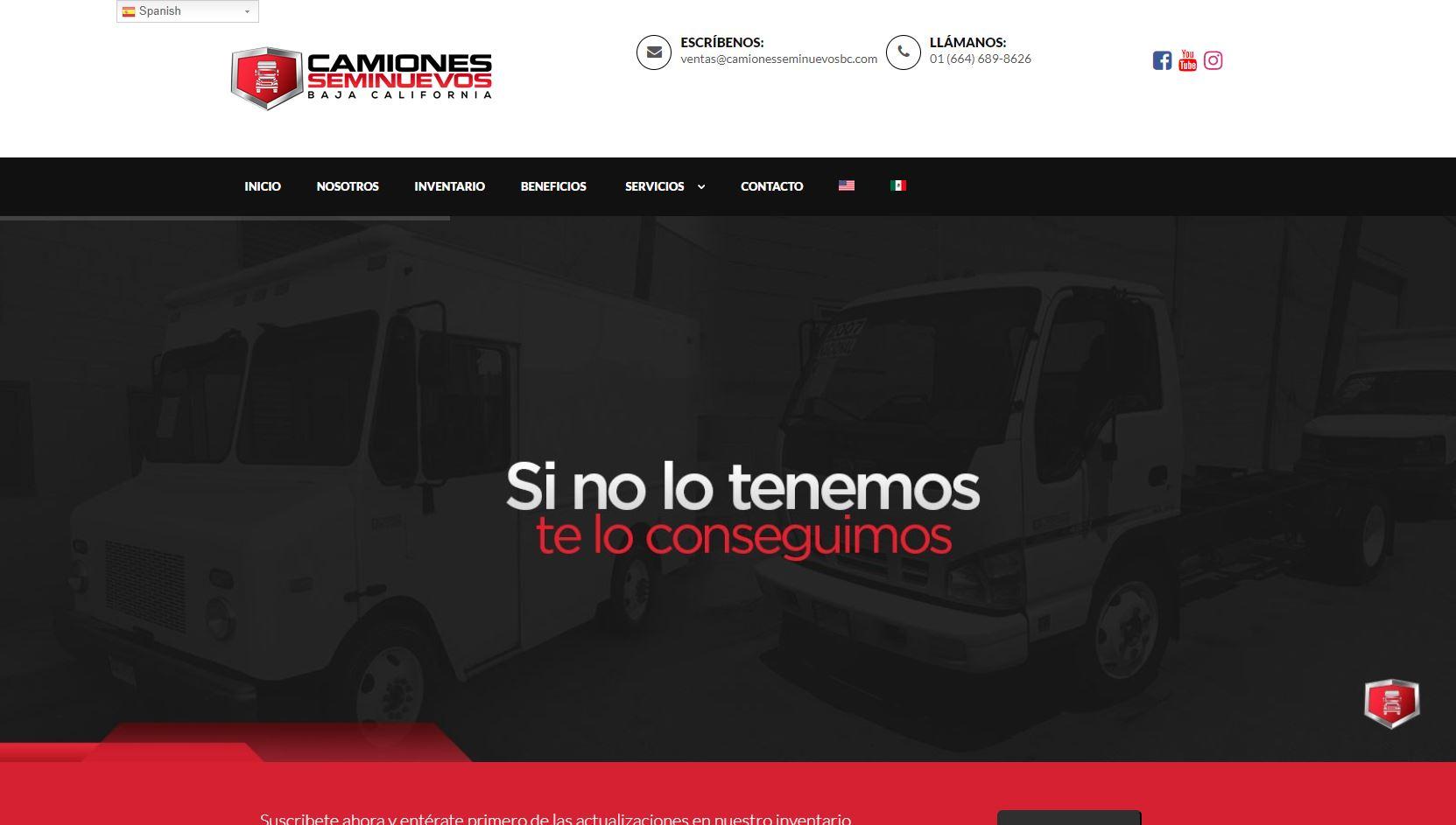 Camiones Seminuevos Baja California
