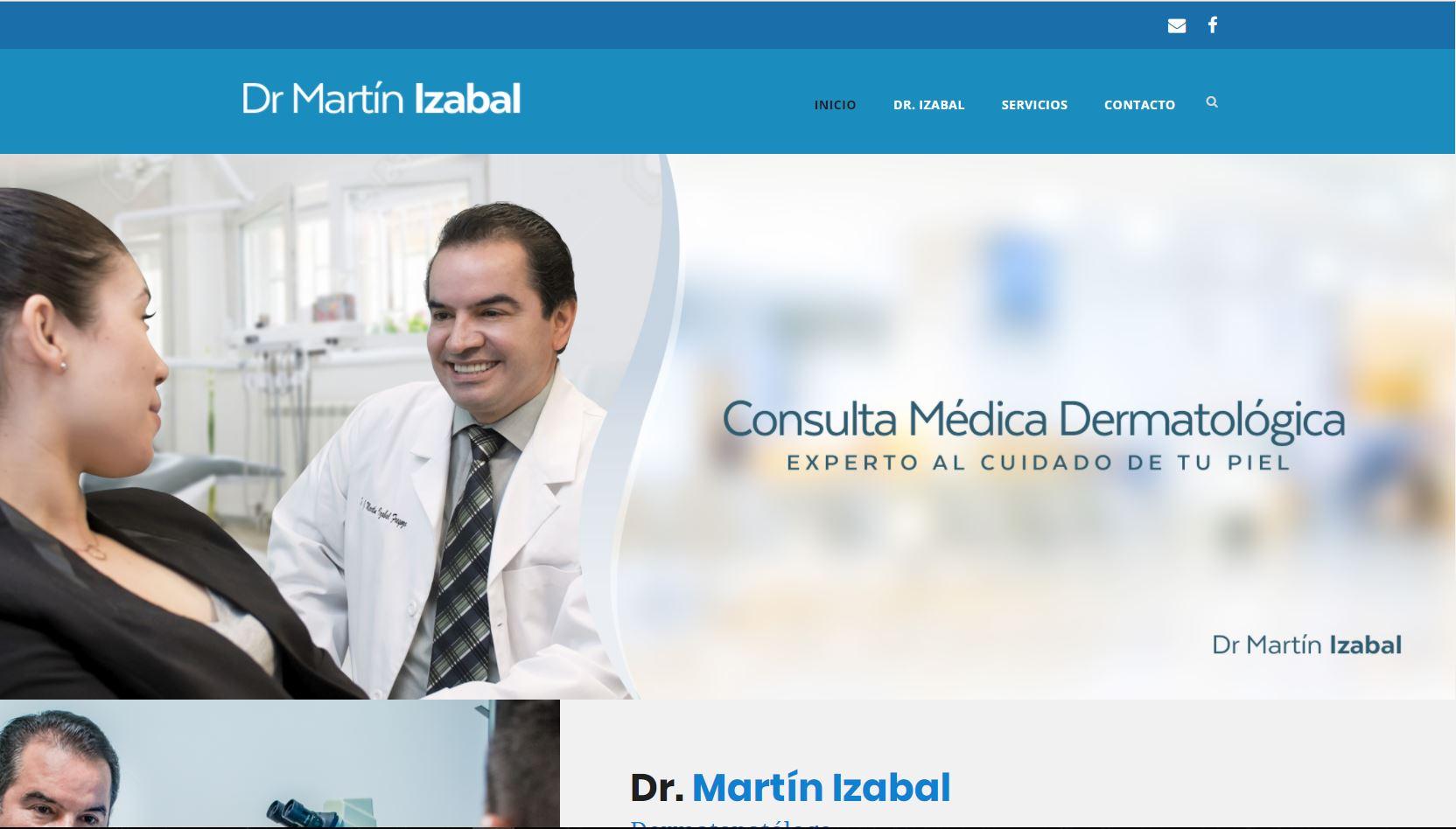 Dr. Martín Izabal