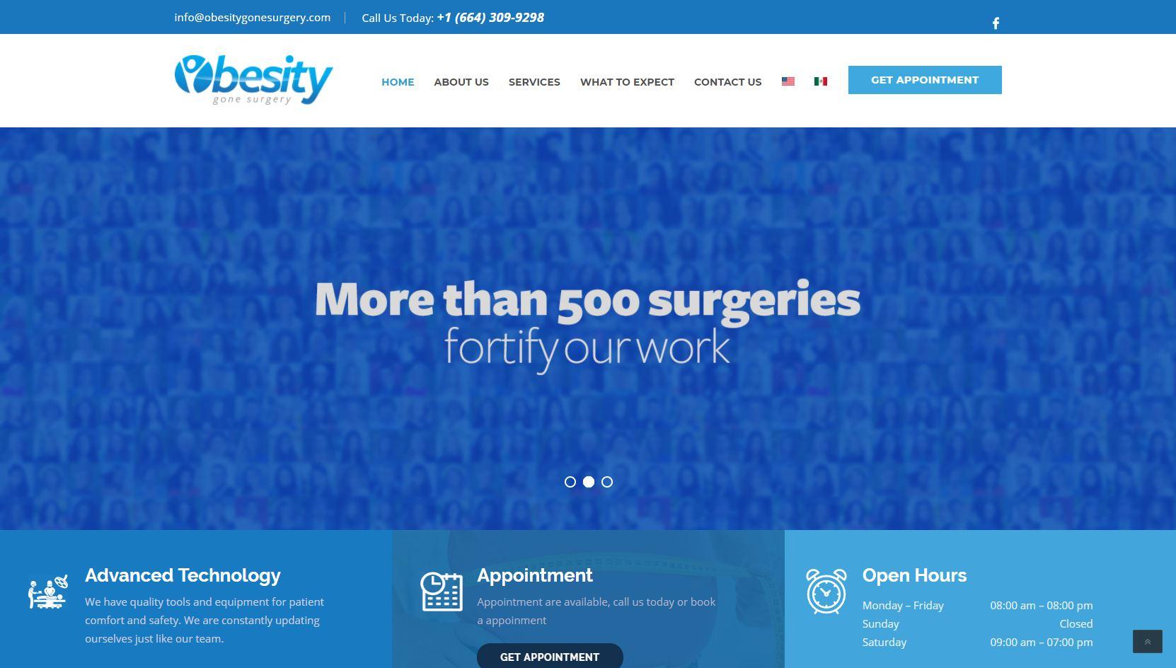 Obesity Gone Surgery