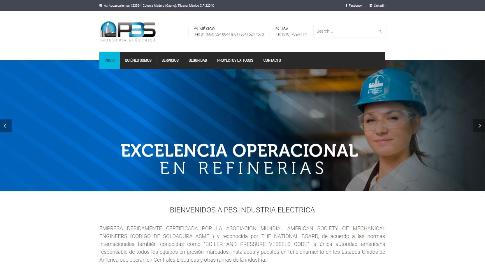 PBS Industria Eléctrica